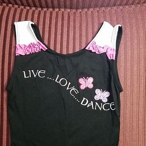 Live, Love Dance - Leotard